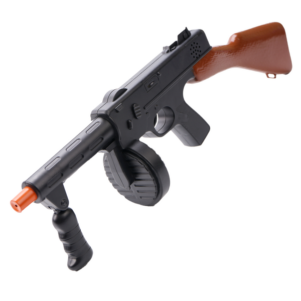 Gangster 1920s Toy Tommy Gun - Costume Gun