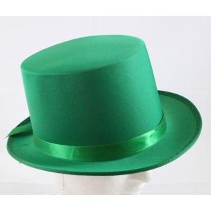 Top Hat - Green - The Costume Company | Australian & Family Owned