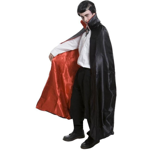 Vampire Cape - The Costume Company | Fancy Dress Costumes Hire and Purchase Brisbane and Australia