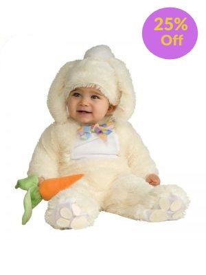 Vanilla Bunny Costume - Online Only - The Costume Company | Australian & Family Owned
