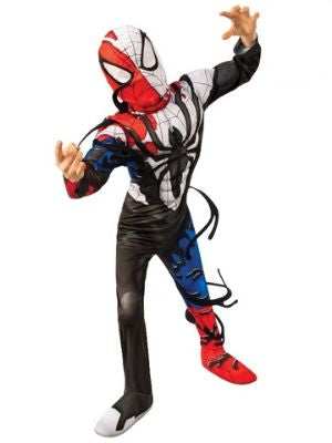Venomized Spider-Man Deluxe Costume - Buy Online Only