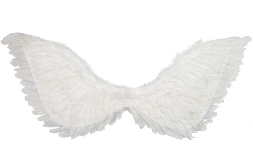 White Angel Wings Large