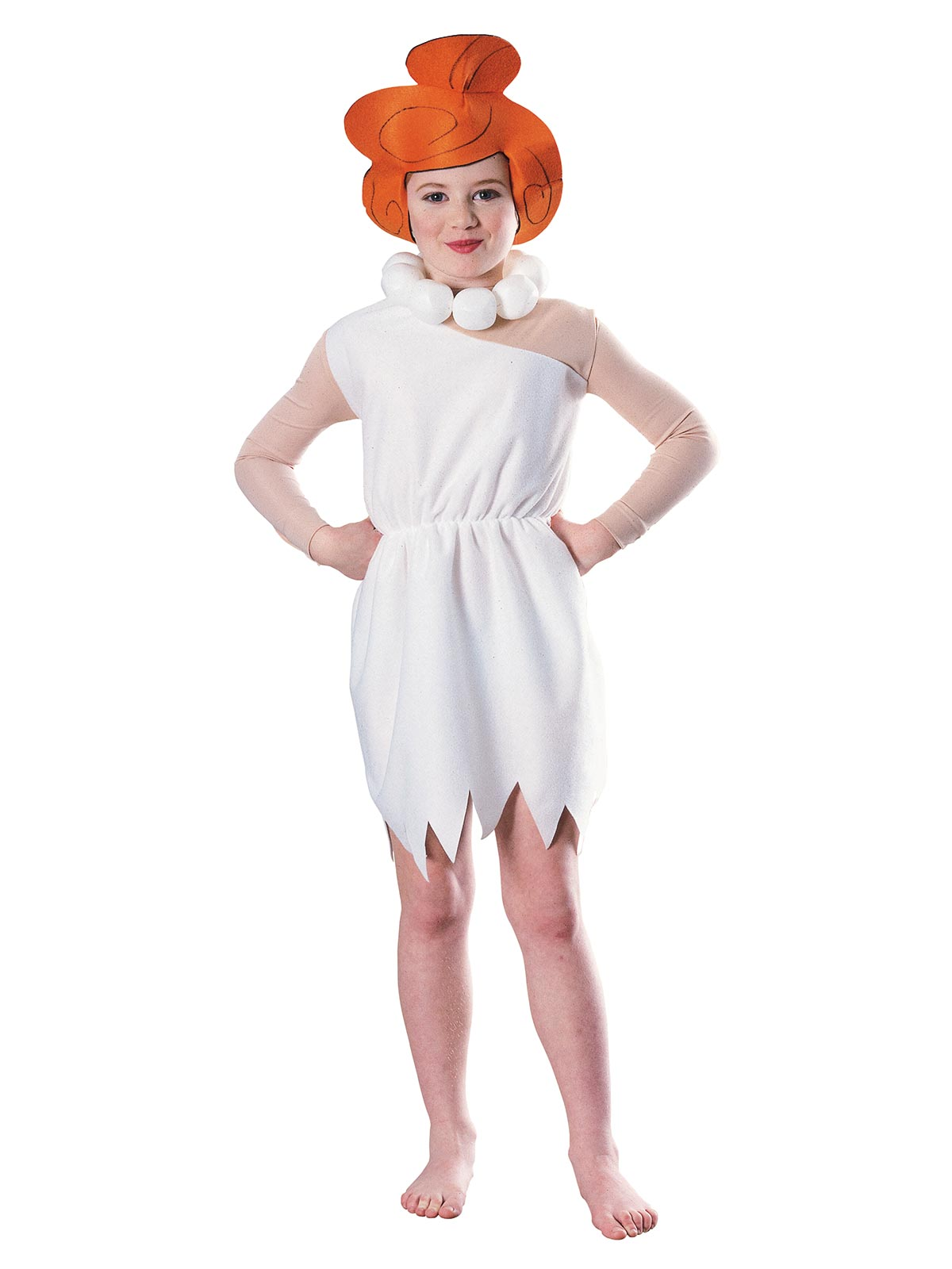Wilma The Flintstones Child Costume - Buy Online Only