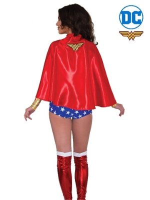 Wonder Woman Cape - Buy Online Only - The Costume Company | Australian & Family Owned
