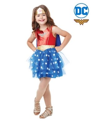 Wonder Woman Child Premium Costume - Buy Online Only - The Costume Company | Australian & Family Owned