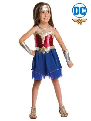 Wonder Woman Costume Child - Buy Online Only - The Costume Company | Australian & Family Owned