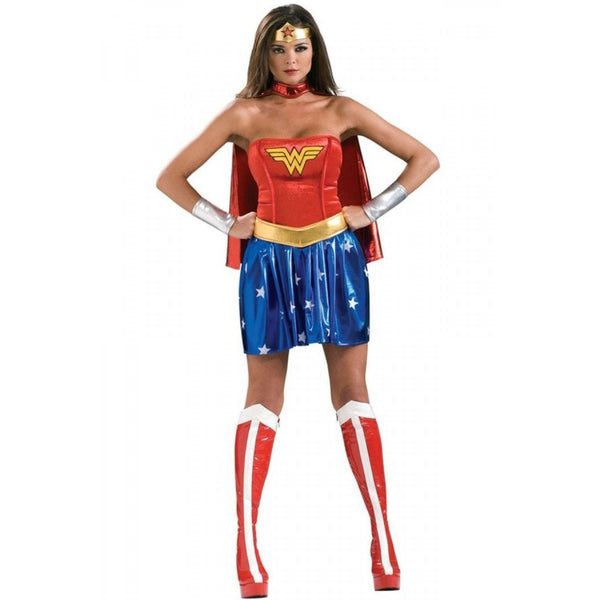 Wonder Woman Costume - Hire - The Costume Company | Fancy Dress Costumes Hire and Purchase Brisbane and Australia
