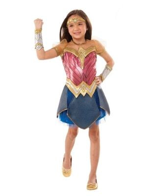 Wonder Woman Premium Costume Child - Buy Online Only