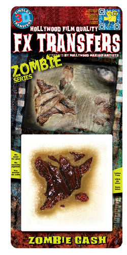 Zombie Gash 3D Transfers - Buy Online Only