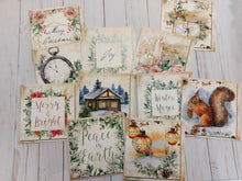 HOLIDAY GREETINGS ~~ Christmas Card Collection