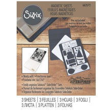 Tim Holtz - Magnetic Sheets - 3pk