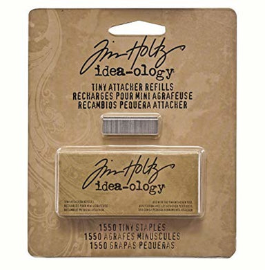 Tim Holtz - Idea Ology - Tiny Attacher Staple refill