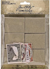 Tim Holtz - Idea Ology - Matchboxes