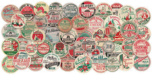 Tim Holtz - Idea Ology -  Milk Caps - Christmas 2020