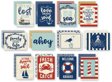 Authentique Paper - Voyage - 3x4 Pocket Crafting Cards