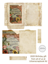 Urban Scrapbook ltd. Birthday Coin envelope freebie! ~ FREE digital file with tutorial