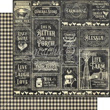 Graphic 45 - Farmhouse Collection - General Store 4502055