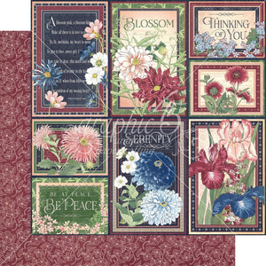 Graphic 45 - Blossom Collection - Delight 4502156