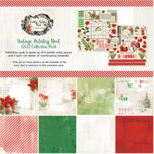 49 And Market- 12x12 Collection - Vintage Artistry Noel