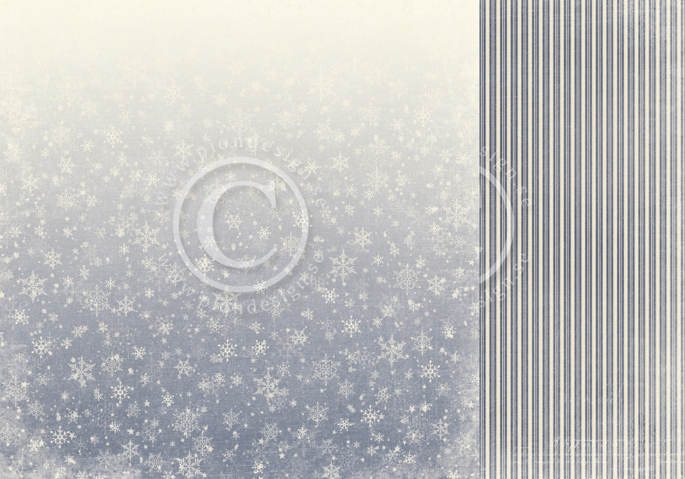 PION Design - A Christmas To Remember - Ice Crystals