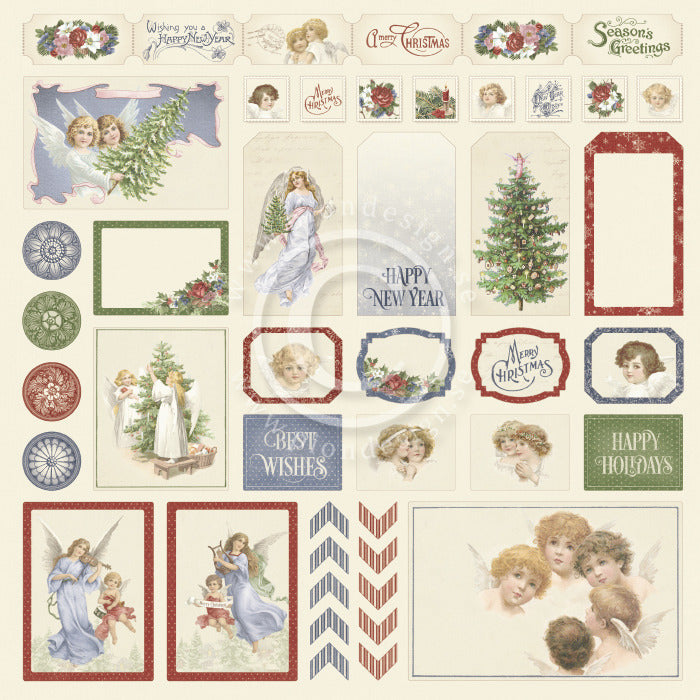 PION Design - A Christmas To Remember - Cut Outs II
