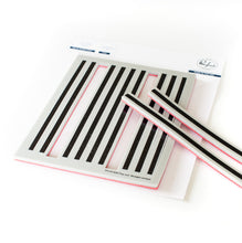 PinkFresh Studio - Pop-Out Straight Stripes Stamp