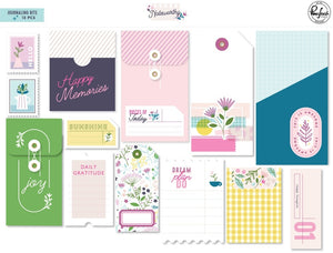 PinkFresh Studio - Noteworthy - Journaling Bits