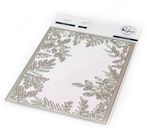 PinkFresh Studio - Foliage Frame- die