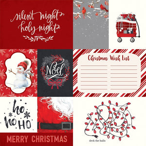 Photo Play Paper - Christmas Cheer - Deck The Halls