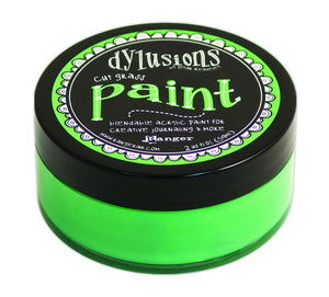 Dylusions Paints 2oz Pots - Cut Grass
