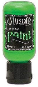 Dylusions Paint 1oz - Cut Grass