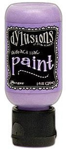 Dylusions Paint 1oz - Laidback Lilac