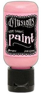 Dylusions Paint 1oz - Rose Quartz