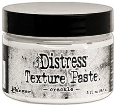 Ranger - Distress Texture Paste - Crackle 3oz