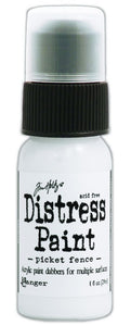 Distress Paint - Picket Fence 1 Oz.