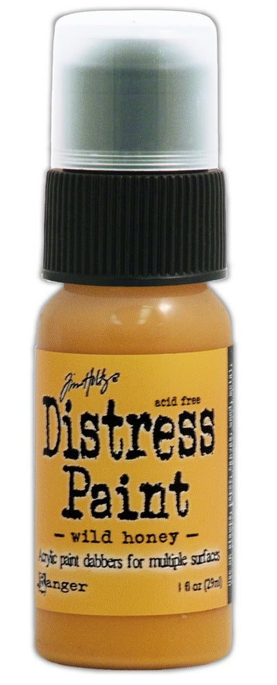 Distress Paint - Wild Honey 1 Oz.