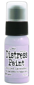 Distress Paint - Milled Lavender 1 Oz.