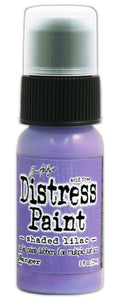 Distress Paint - Shaded Lilac 1 Oz.