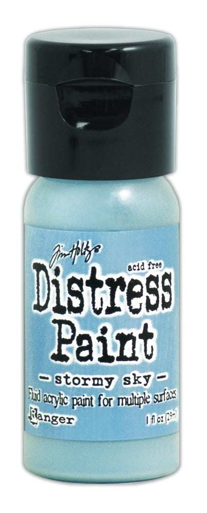 Distress Paint - Stormy Sky 1 Oz.