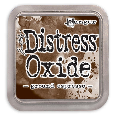 Distress Oxide - Ground Espresso