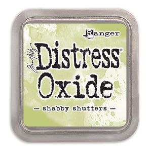 Distress Oxide - Shabby Shutters