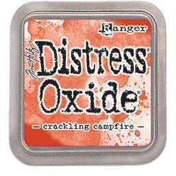 Distress Oxide - Crackling Campfire * NEW *