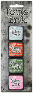 Tim Holtz - Distress Mini Ink Kit 16
