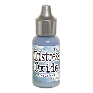 Distress Oxide Re-Inker - Stormy Sky