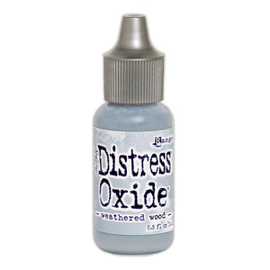 Distress Oxide Re-Inker - Weathered Wood