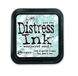 Distress Ink - Weather Wood