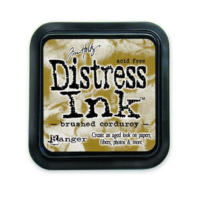 Distress Ink - Brushed Courduroy