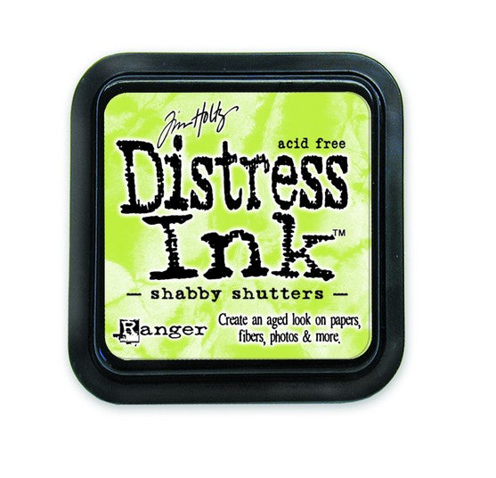 Distress Ink - Shabby Shutters