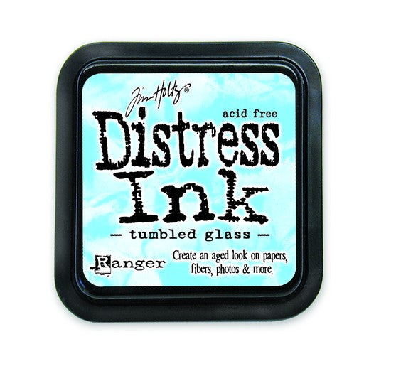 Distress Ink - Tumbled Glass