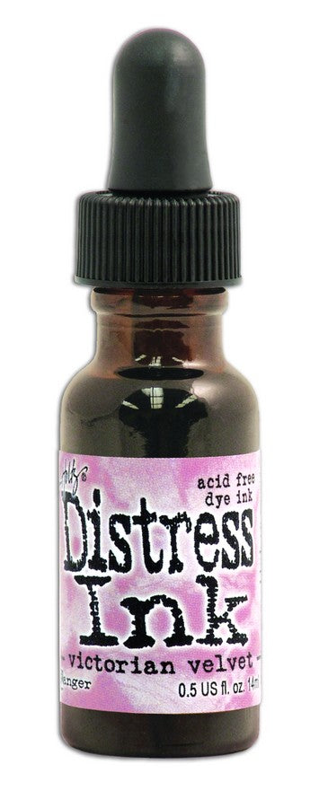 Distress Re-Inker - Victorian Velvet